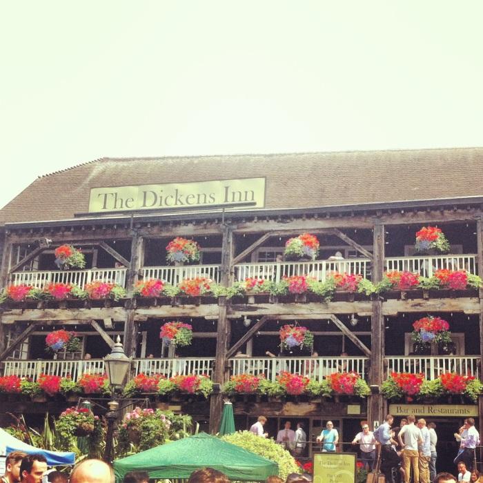 The Dickins Inn, St Catherine's Docks