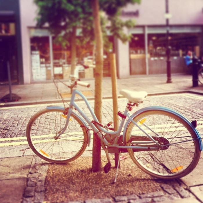 A bike I saw